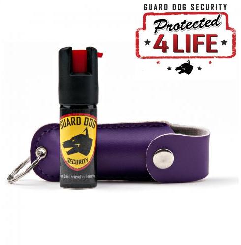 ol faithful pepper spray purple soft