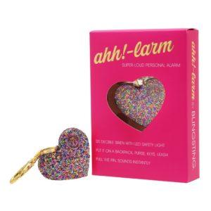 ahh-larm confetti personal alarm